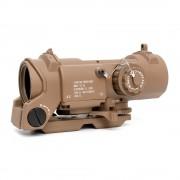 Прицел оптический Elcan-4 SpecterDR 4x (TAN)