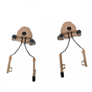 Крепление на шлем EXFIL для наушников Comtac I&II (TAN) Z149