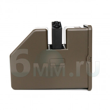 Магазин электрический (KRYTAC) LMG / M4 AEG 3500ш.