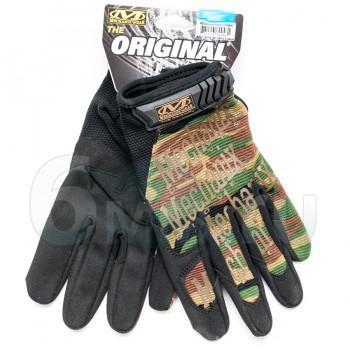 Перчатки (Mechanix) Original Glove Woodland (L)