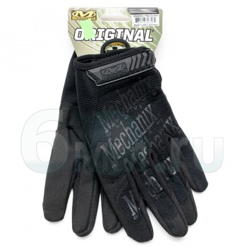Перчатки (Mechanix) Original Glove Black/Covert (XL)