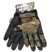 Перчатки (Mechanix) M-PACT Glove Woodland (L)