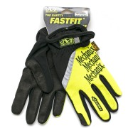 Перчатки (Mechanix) FastFit Glove Yellow/Black (L)