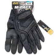 Перчатки (Mechanix) M-PACT Glove Black/Covert (S)