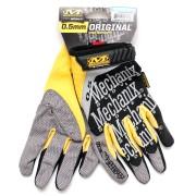 Перчатки (Mechanix) Original 0.5mm Glove Yellow/Grey (M)