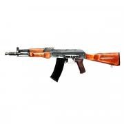 Страйкбольный автомат (BullGear Custom) Classic Army AK Las Vegas (150 м/с + старение)