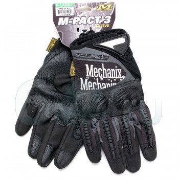 Перчатки (Mechanix) M-PACT 3 Glove Black (XL)