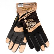 Перчатки (Mechanix) UTILITY Glove Black/Brown (XL)