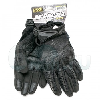 Перчатки (Mechanix) M-PACT 3 Glove Black/Covert (S)