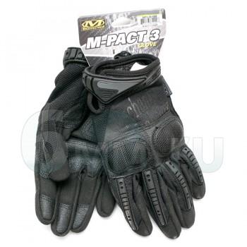Перчатки (Mechanix) M-PACT 3 Glove Black/Covert (L)