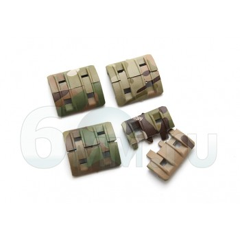 Накладки на RIS Magpul XTM Rail Panel 8 (Multicam) 8 шт
