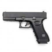 Страйкбольный пистолет (KJW) GLOCK 17 CO2 GBB металл KP-17 (GC-0505)