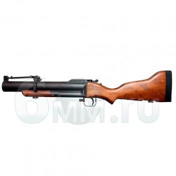 Страйкбольный гранатомет (King Arms) M79 с прикладом CART-04