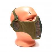 Маска защиты лица и ушей NBG НИНДЗЯ (Olive)