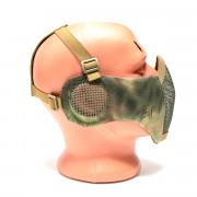 Маска защиты лица и ушей NBG НИНДЗЯ (Kryptec-Mandrake)