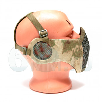 Маска защиты лица и ушей NBG НИНДЗЯ (A-Tacs FG)