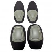 Наколенники + налокотники Protective Gear for Combat Uniform (Olive)