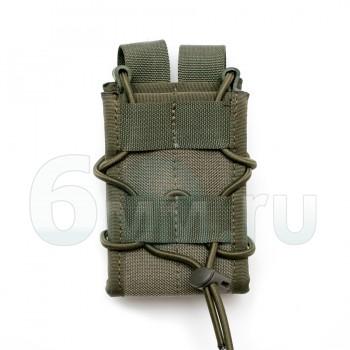 Подсумок для магазина TAKO одинарный АК/M4 (Olive)