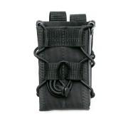 Подсумок для магазина TAKO двойной АК/M4 (Black)