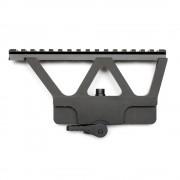 Планка Вивер MI AK 47/74 Black