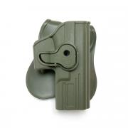 Кобура EU Quick Pull Holster Glock (Olive)