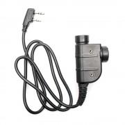 Кнопка PTT - SILYNX для рации (Kenwood-BaoFeng)