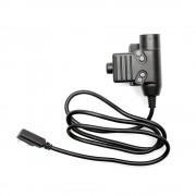 Кнопка PTT - U94 для рации (Kenwood-BaoFeng)