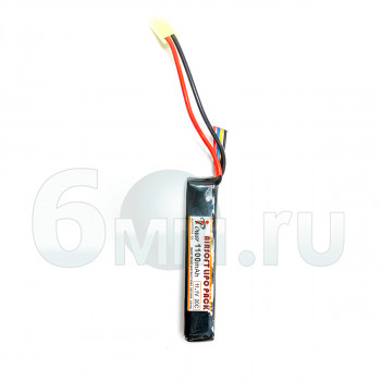 Аккумулятор IPower 11.1V 1100mAh AK-type (Li-Po) 20C 16*20*105