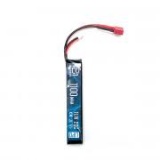 Аккумулятор BlueMAX 11.1V 1100mah 20С for SR-3M (Li-Po) 14.5*20*101 Т-РАЗЪЕМ