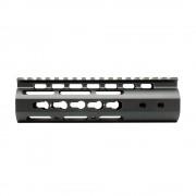 Цевье URX4 7 inch for M4/M16 (Black) металл