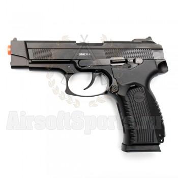 Страйкбольный пистолет (Gletcher) GRACH A CO2