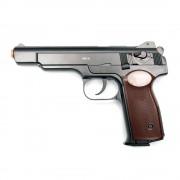 Страйкбольный пистолет (Gletcher) APS A CO2