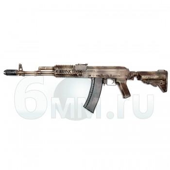 Страйкбольный автомат (BullGear Custom) АК-4 74M (150м/с)