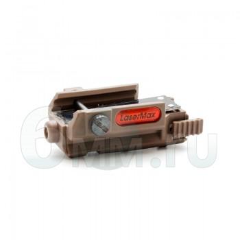 Лазер для пистолета Laser Max (Red) TAN