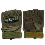 Перчатки Oakley Tactical Gloves Olive беспалые (XL)
