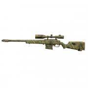 Страйкбольная винтовка (AIRSOFTBAZA) Amoeba STRIKER S1 SnakeSkin
