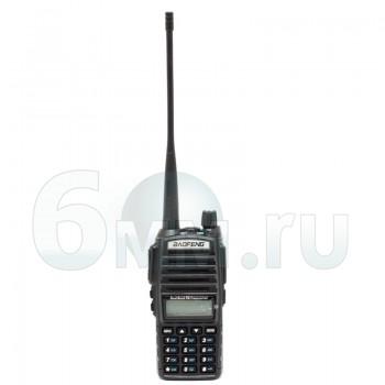 Рация BAOFENG UV-82 (5W) Dual PTT (136-174/400-520мГц)