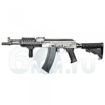 Страйкбольный автомат (BullGear Custom) АК-10 74M (150м/с)