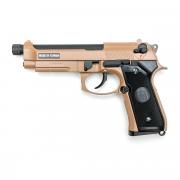 Страйкбольный пистолет (KJW) M9A1 металл TAN (GGB-9606TMA1-T-TBC)