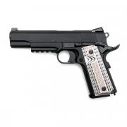 Страйкбольный пистолет (WE) COLT M45A1 USMC Black (GGB-0508TM)