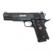 Страйкбольный пистолет (KJW) COLT MEU металл KP-07 (GGB-0346TM)