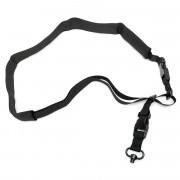 Ремень одноточечный QD elastic functional rope (Black)