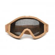 Очки защитные G James Goggle DESERT/TAN (сетка) маска Ver.2