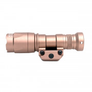 Фонарь M300C Mini Scout Light 300lm c кнопкой (TAN)