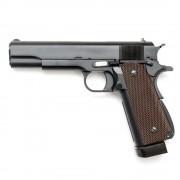 Страйкбольный пистолет (WE) COLT M1911 Hi-Capa CO2 металл