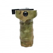 Ручка тактическая (быстросъём.) TGD Battle Grip SHORT (A-TACS FG)