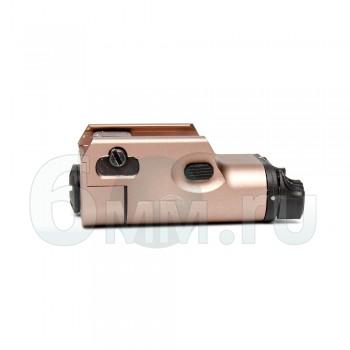 Фонарь пистолетный SF XC1 (200 Lm) Tan