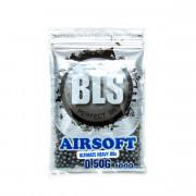 Шары BLS 0,50 серые (1000 шт)