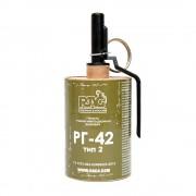 Сигнальный факел (Шашка дымовая) RAG RG-42 (тип-2)