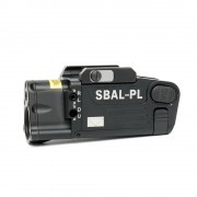 Фонарь SBAL-PL 400lm + ЛЦУ (Black)